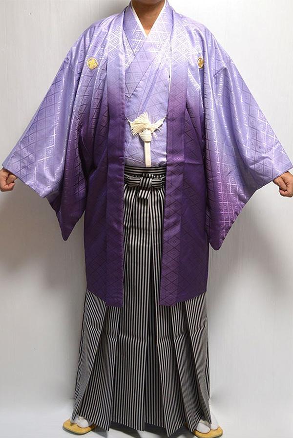 紋付袴 038M-6